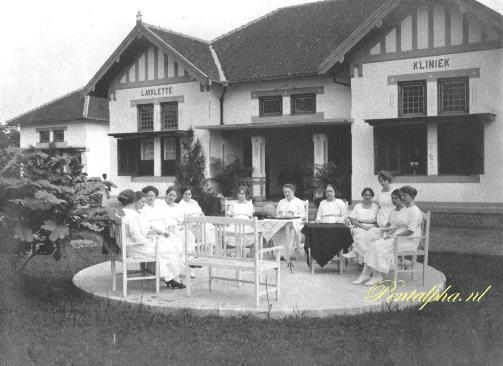 Sejarah Rumah Sakit Lavalette