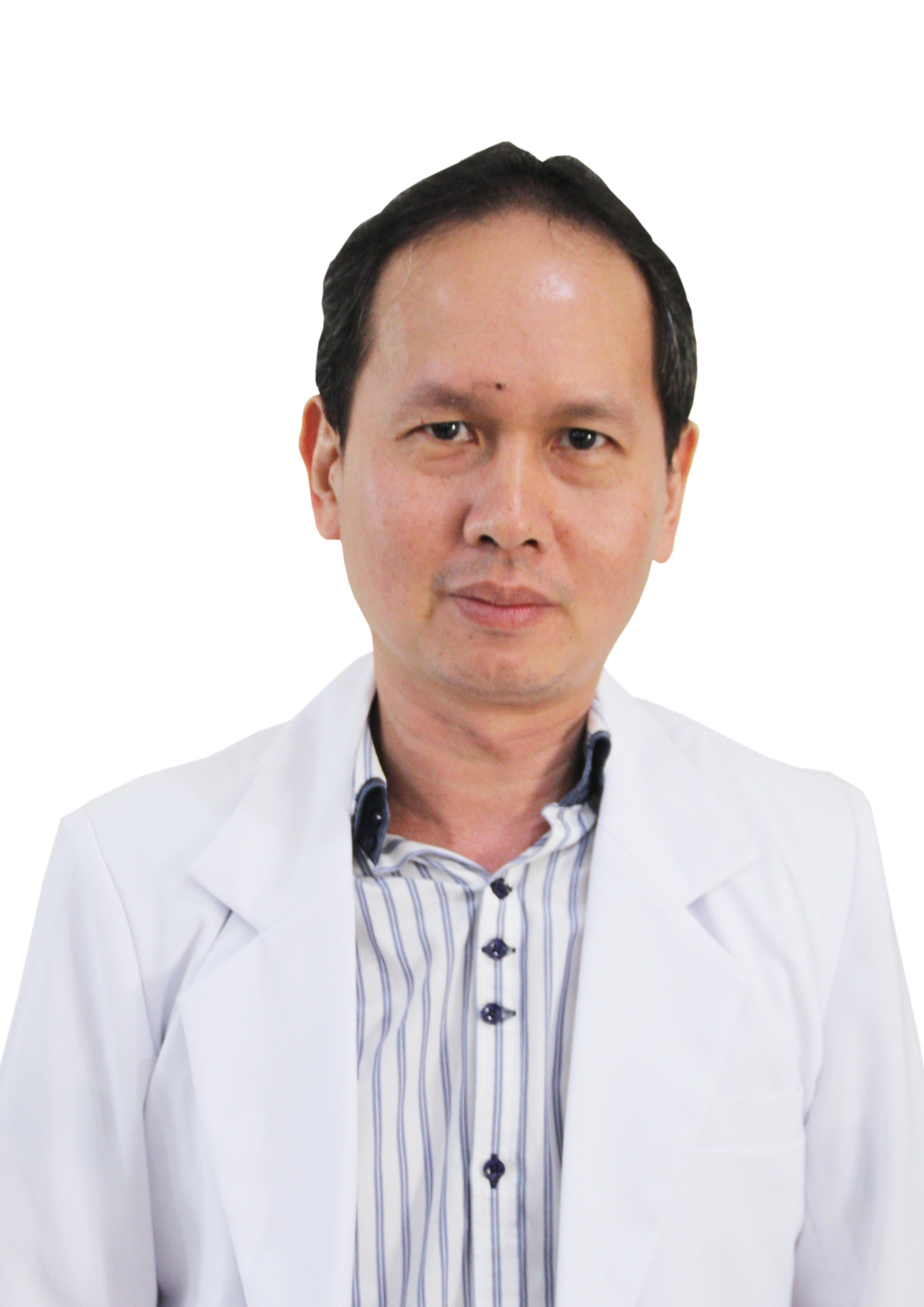 dr. Paulus Wibowo, Sp.P